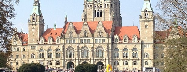Neues Rathaus is one of Europa 2013.