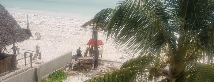 Paje Beach is one of Lieux qui ont plu à Ruth.