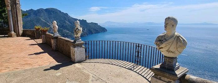 Terrace Of Infinity is one of Amalfi'20.