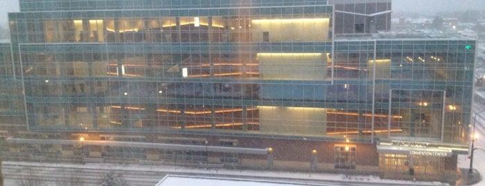 Provo Marriott Hotel & Conference Center is one of Ximena'nın Beğendiği Mekanlar.