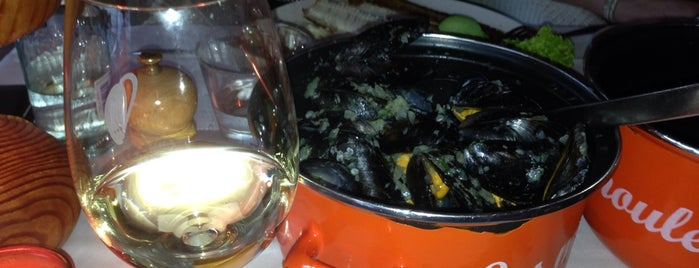 Auberge Des Moules is one of Gordonさんのお気に入りスポット.