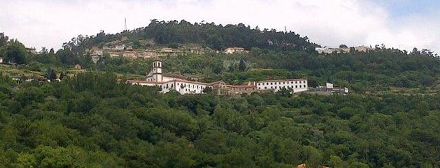 Convento De Alpendurada is one of Posti salvati di MENU.