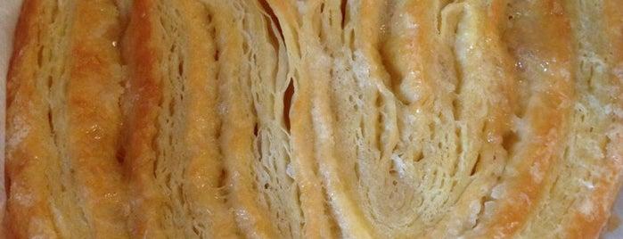 Au Bon Pain is one of Foodie 2.