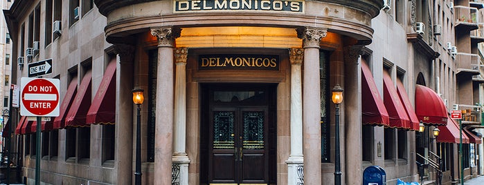 Delmonico's is one of Hidden History NYC.