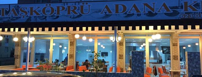 Taşköprü Adana Kebap is one of สถานที่ที่บันทึกไว้ของ Emre.