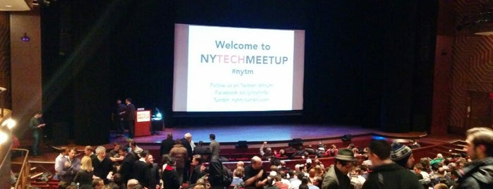 NYC Tech Meetup is one of Silicon Alley, NYC.
