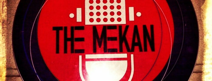 The Mekan is one of Eeelence.