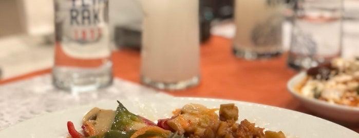 Ramada Otel Restaurant is one of Lugares favoritos de Murat.