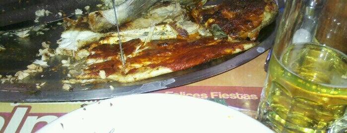 La Choza Del Pescador is one of Must-visit Food in Puebla.