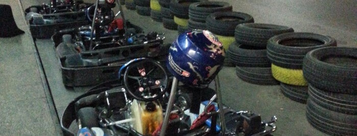Buttim Park Can Can Karting is one of Liste.
