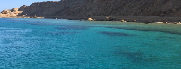 Tiran Island is one of Serkan 님이 좋아한 장소.