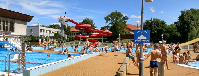 Aquapark Kutná Hora is one of Prague 2013.