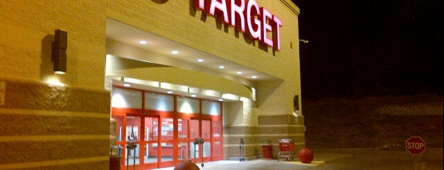 Target is one of Locais curtidos por Mateo.