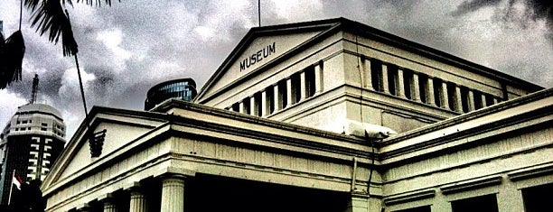 Museum Nasional Indonesia is one of Jacarta.