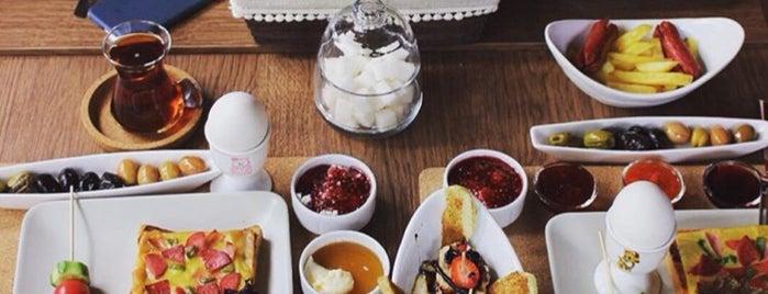 Asmaaltı Cafe is one of Breakfast.