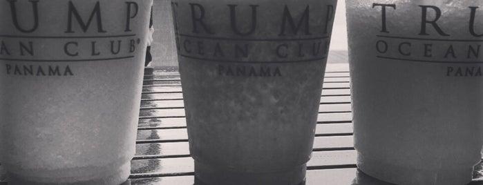Trump Ocean Deck is one of The Best of Panama.