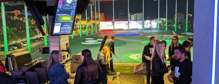 Topgolf is one of Craig 님이 좋아한 장소.
