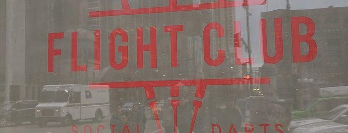Flight Club Social Darts is one of Chicago Ideas.