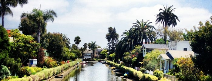 Venice Canals is one of 87 Free Things To Do in LA.