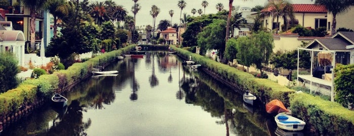 Venice Canals is one of Things to do in SoCal.