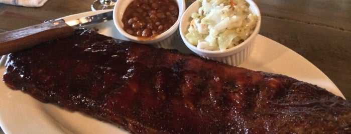 Salted Pig is one of St. Louis BBQ.