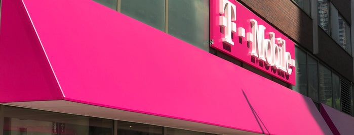 T-Mobile is one of This is New York!.