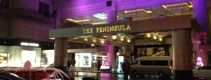 The Peninsula Beijing is one of Lieux qui ont plu à John.