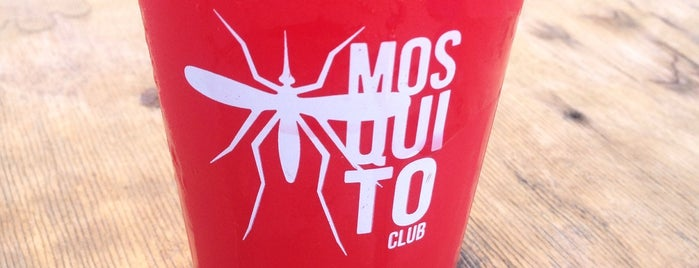 Mosquito Club is one of Lieux qui ont plu à Rocío.