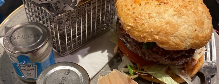 New Burger is one of Lieux sauvegardés par N..