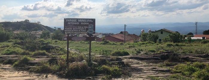 Parque Municipal Antônio Rosa is one of São Thomé das Letras.