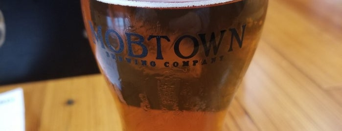 Mobtown Brewing is one of Orte, die Chris gefallen.