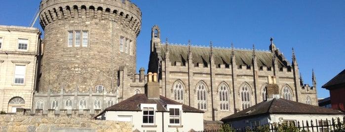 Dublin Castle is one of [To-do] Dublin.