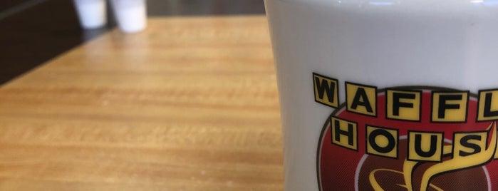 Waffle House is one of Daniel 님이 저장한 장소.