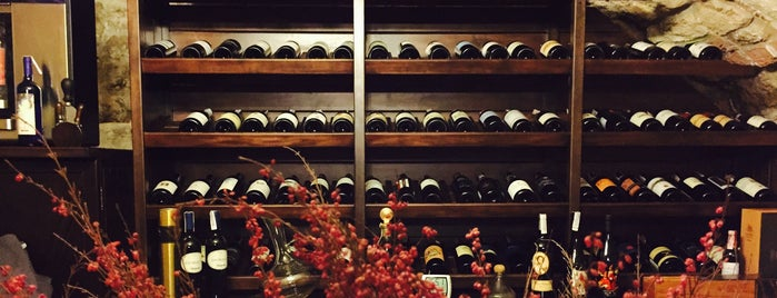 Vintage Boutique Wine Cellar is one of Dmytro 님이 저장한 장소.