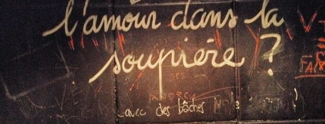 Les Souffleurs is one of Paris.