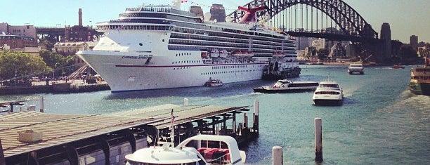Circular Quay Station is one of Australia - Sydney.
