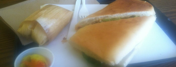 Caliente Cuban Sandwich is one of Orte, die kirk gefallen.