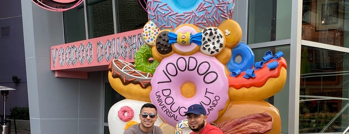 Voodoo Doughnut Universal CityWalk Orlando is one of Florida.