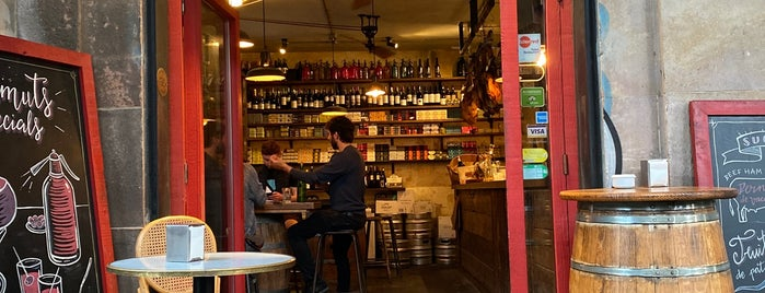 Bodega Vidrios y Cristales is one of Bodegues a Barcelona.
