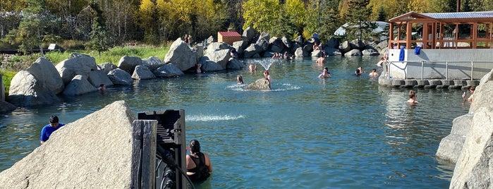 Chena Hot Springs Resort is one of Jasmine 님이 저장한 장소.