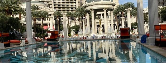 Apollo Pool is one of Las vegas.