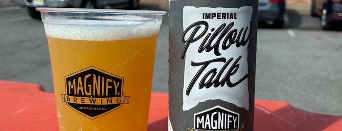Magnify Brewing is one of Lugares guardados de Zach.