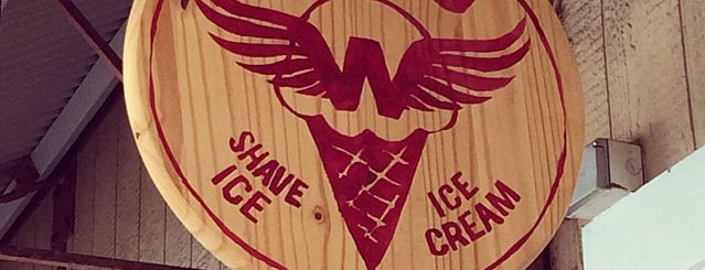Wing Shave Ice & Ice Cream is one of Hawaii Restaurants.