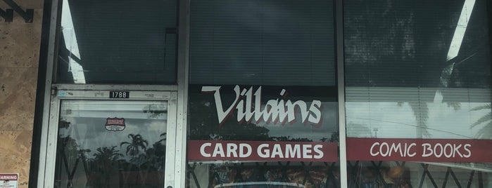 Villains is one of GALAQTIK: сохраненные места.