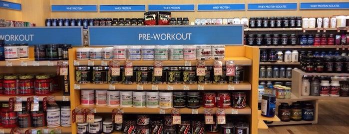 The Vitamin Shoppe is one of Austin's Rockin' Fitness Scene.