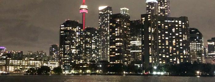Tall Ship Kajama is one of Toronto.