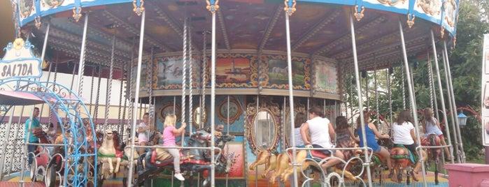 Double Carrusel (Tivoli World) is one of 10.