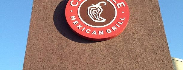 Chipotle Mexican Grill is one of Dominikさんのお気に入りスポット.