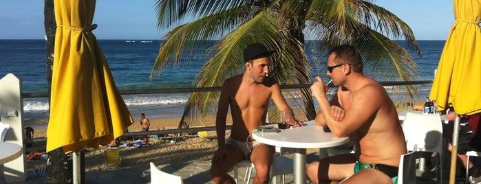 Sea View Beach Bar is one of PR.