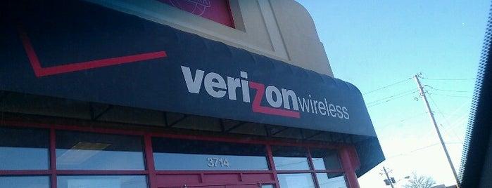 Verizon is one of Localities.